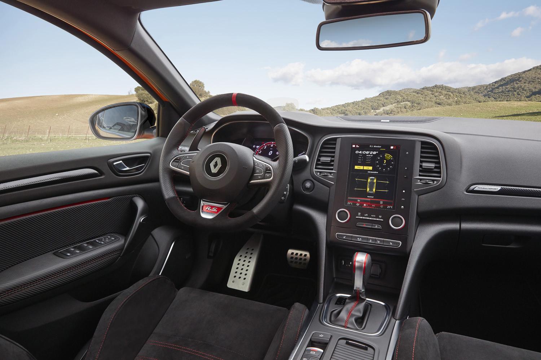 Foto de Renault Mégane R.S. 2018, toma de contacto (41/129)