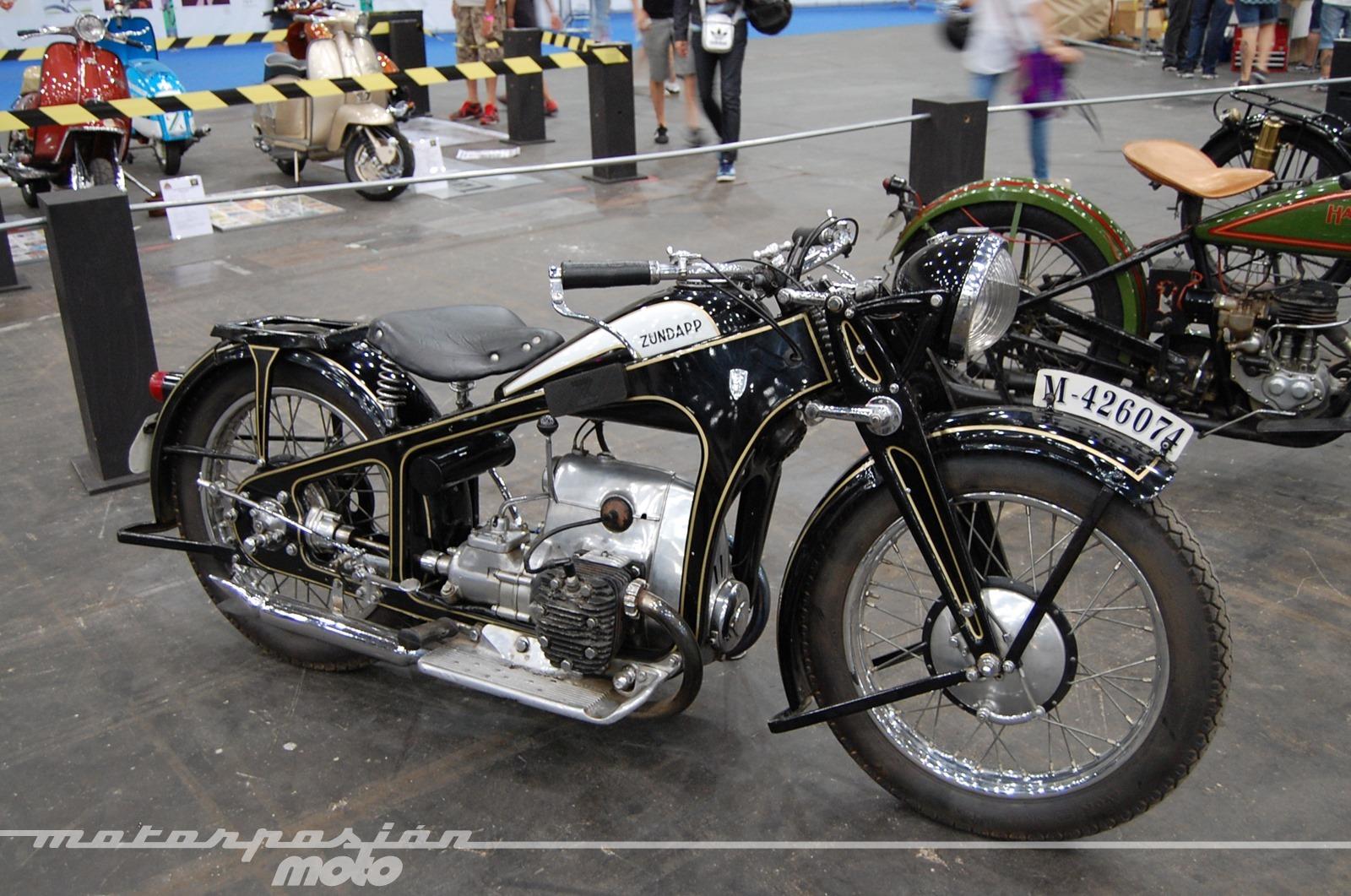 Foto de Mulafest 2014, exposición de motos clásicas (4/35)
