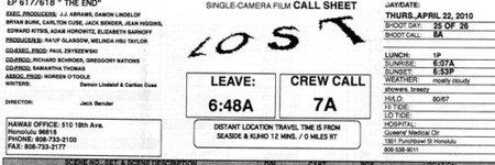 Primeras filtraciones del final de 'Lost'