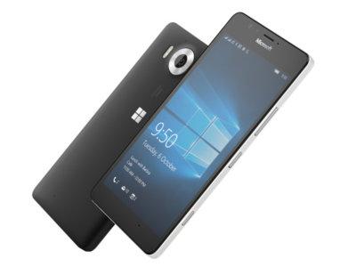 Los Lumia 550, 950 y 950 XL ya están disponibles en Amazon y la Tienda Microsoft de España