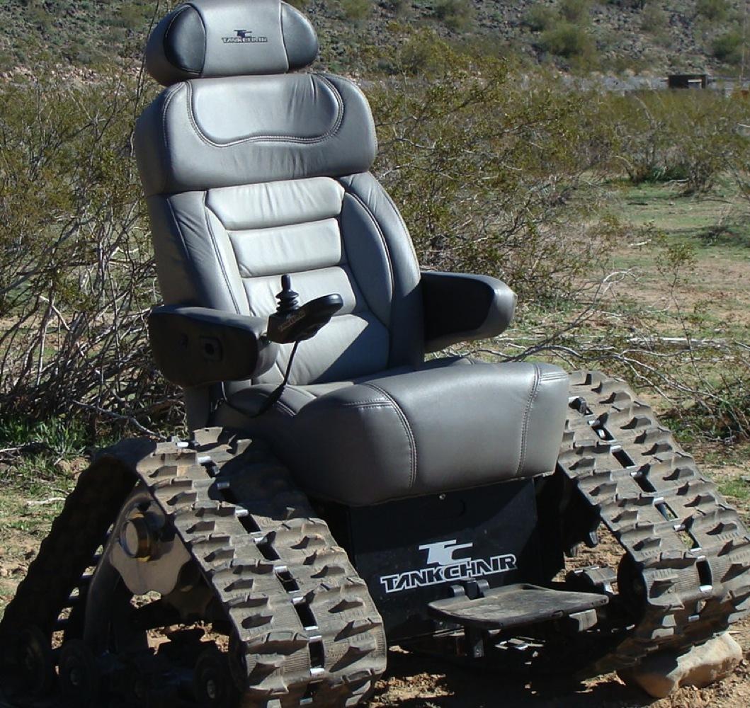 Foto de Tank Chair (1/22)