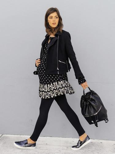 La vuelta al trabajo con más estilo: cinco outfits premamá para la oficina