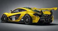 El McLaren P1 GTR podría llegar a circular por la calle gracias a Lanzante