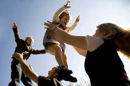 ¿Queréis ser buenos padres?
