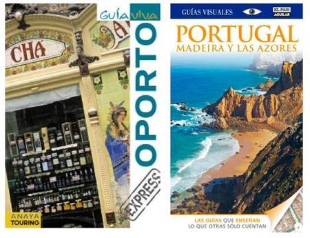 Guías Oporto y Portugal