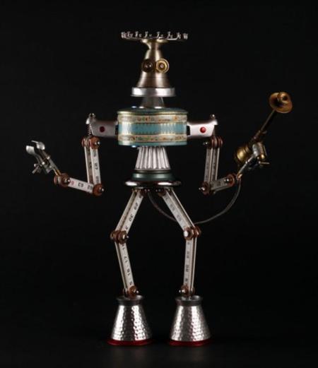 Robots Brian Marshall