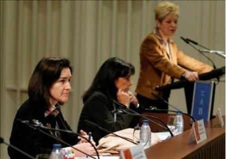 La eurodiputada Gallo, promotora del devastador informe contra Internet, prefiere la Ley Sinde