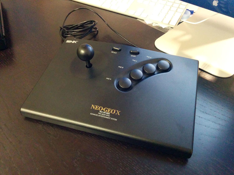 Foto de Galería de fotos de Neo Geo X Gold (25/34)
