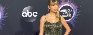 Taylor Swift se convierte en la gran protagonista de los Premios AMA's 2019: su vestido asimétrico y sus botas altas tienen la culpa