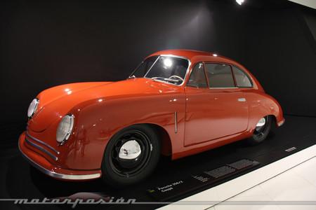 El Porsche 356, con el nació todo