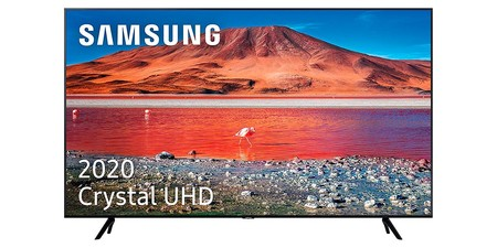 Samsung Crystal Uhd 2020 55tu7005