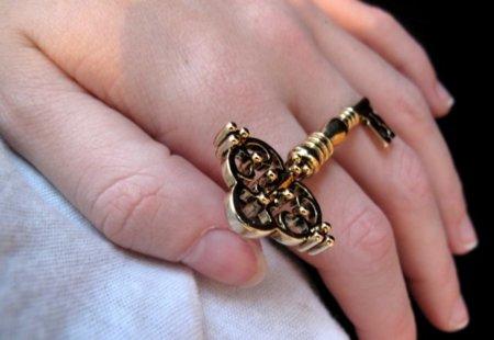 anillo llave