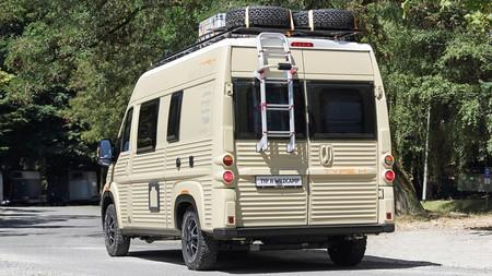 Citroën Type H WildCamp Camper