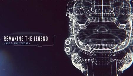Trailer del documental de Halo 2 para celebrar su aniversario