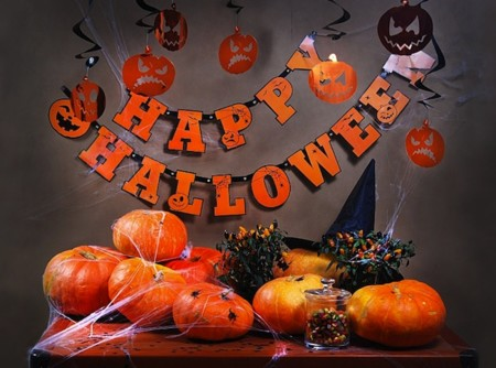 Cinco ideas decorativas para Halloween por menos de cinco euros