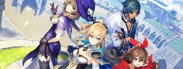 Genshin Impact, un fantástico RPG de acción en forma de mundo abierto, confirma su lanzamiento en PS4 para otoño