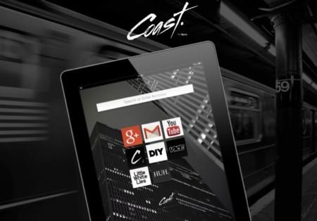 Opera Coast, un navegador web para iPad que hace que todo sea más sencillo