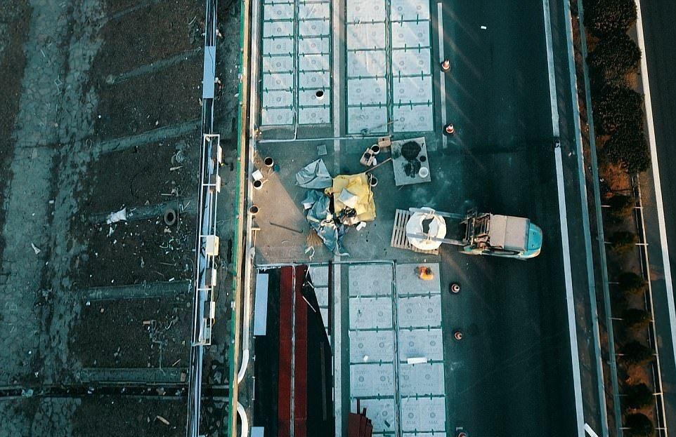Carretera Solar China 8