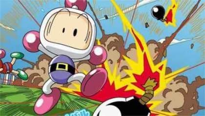 Más imágenes de Touch! Bomberman Land