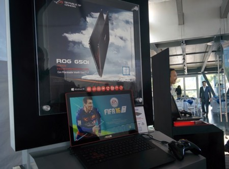 Asus ROG G501
