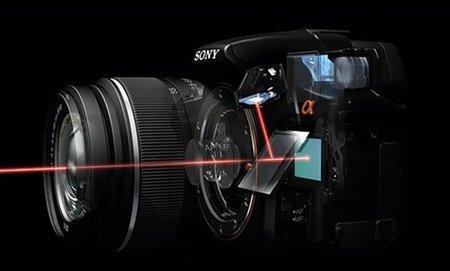 La revista TIME considera la Sony Alpha A55 como el mejor invento del año