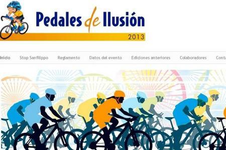 Pedales de ilusión, subirse a la bici para la investigación del síndrome de Sanfilippo