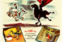 Disney: 'La leyenda de Sleepy Hollow y el Sr. Sapo', de James Algar, Clyde Geronimi y Jack Kinney