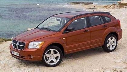 El Dodge Caliber, por 15.750 euros en España