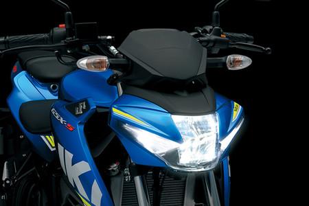 Suzuki Gsx S125 02