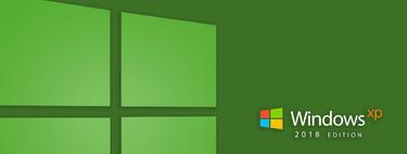 Windows XP 2018 Edition, un diseñador reimagina el viejo sistema operativo mucho más bonito de lo que nunca fue