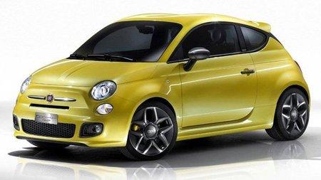 Fiat 500 Coupé Concept