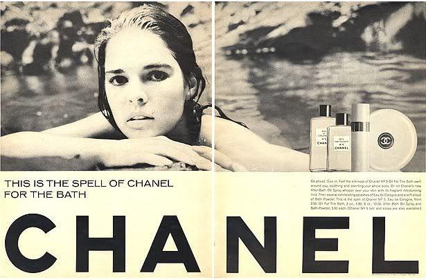Foto de Chanel No. 5 - publicidad del 30 al 60 (43/61)