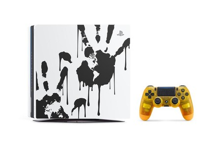 Https Hypebeast Com Image 2019 09 Death Stranding Playstation 4 Pro Bundle Release Bridge Baby Controller 001