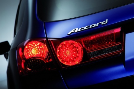 Primer vistazo al nuevo Honda Accord