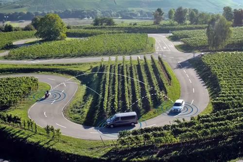 La comunicación moto-a-coche es el futuro: Bosch y Autotalks se unen para salvar vidas