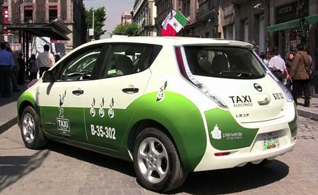 """Nissan, la marca favorita de los taxistas """"verdes"""" del mundo"""