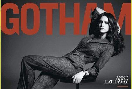 El año que viene veremos a una Anne Hathaway felina, felina