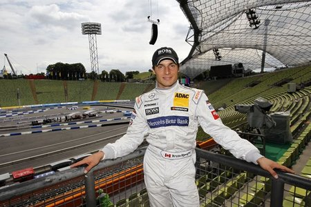 Bruno Spengler, piloto BMW en el DTM