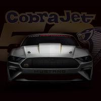 El nuevo Ford Mustang Cobra Jet está al caer... y será el más rápido y potente para su 50 aniversario