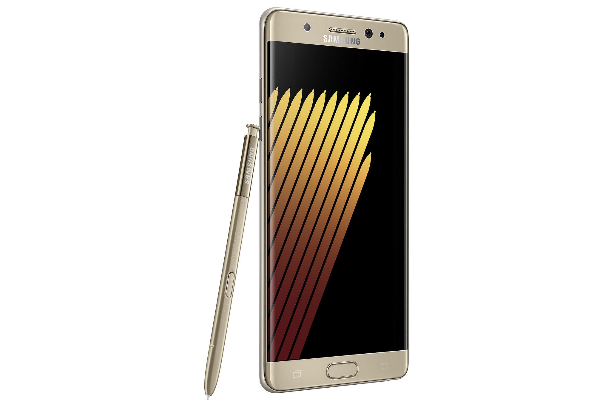 Foto de Galaxy Note 7 (1/8)