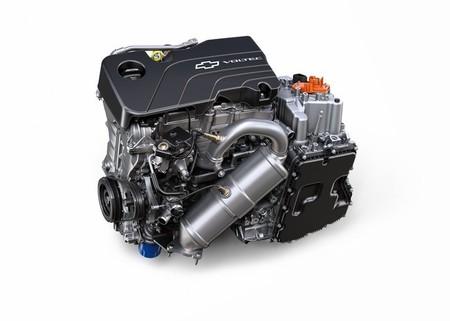 Chevrolet Volt Motor