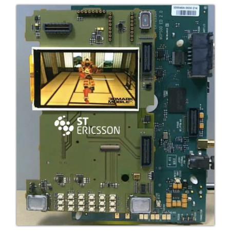 ST-Ericsson y su U8500 con procesador Cortex-A9