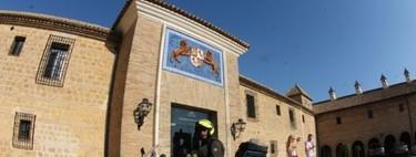 Ruta de la Plata en moto. De Plasencia a Carmona