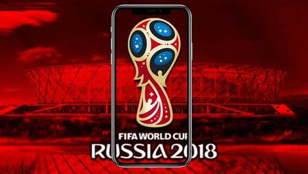 Cinco aplicaciones para seguir el Mundial desde el móvil