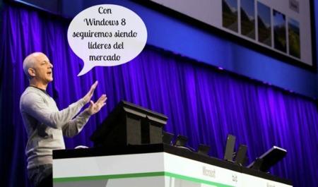 ¿Qué se juega Microsoft con Windows 8? El liderazgo en la próxima década