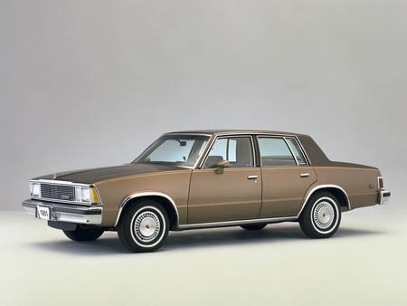 Chevrolet Malibu Classic Sedan