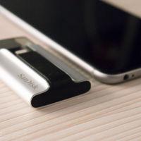 ¿Te quedas sin espacio en tu iPhone de 16GB? SanDisk iXpand puede ayudarte con eso