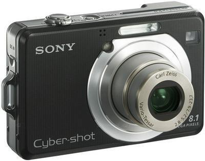 Cyber-shot DSC-W70 y W100, con altas sensibilidades
