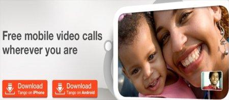 Tango, videollamadas móviles gratuitas con Wi-Fi y 3G