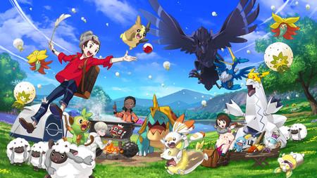 Game Freak regala varios Pokémon para Espada y Escudo por tiempo limitado. El primero de ellos es Mr. Mime de Galar